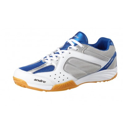 andro ALPHASTEP II white/blue