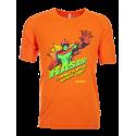 andro t-shirt grip orange