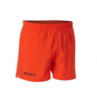 andro short Bargo red